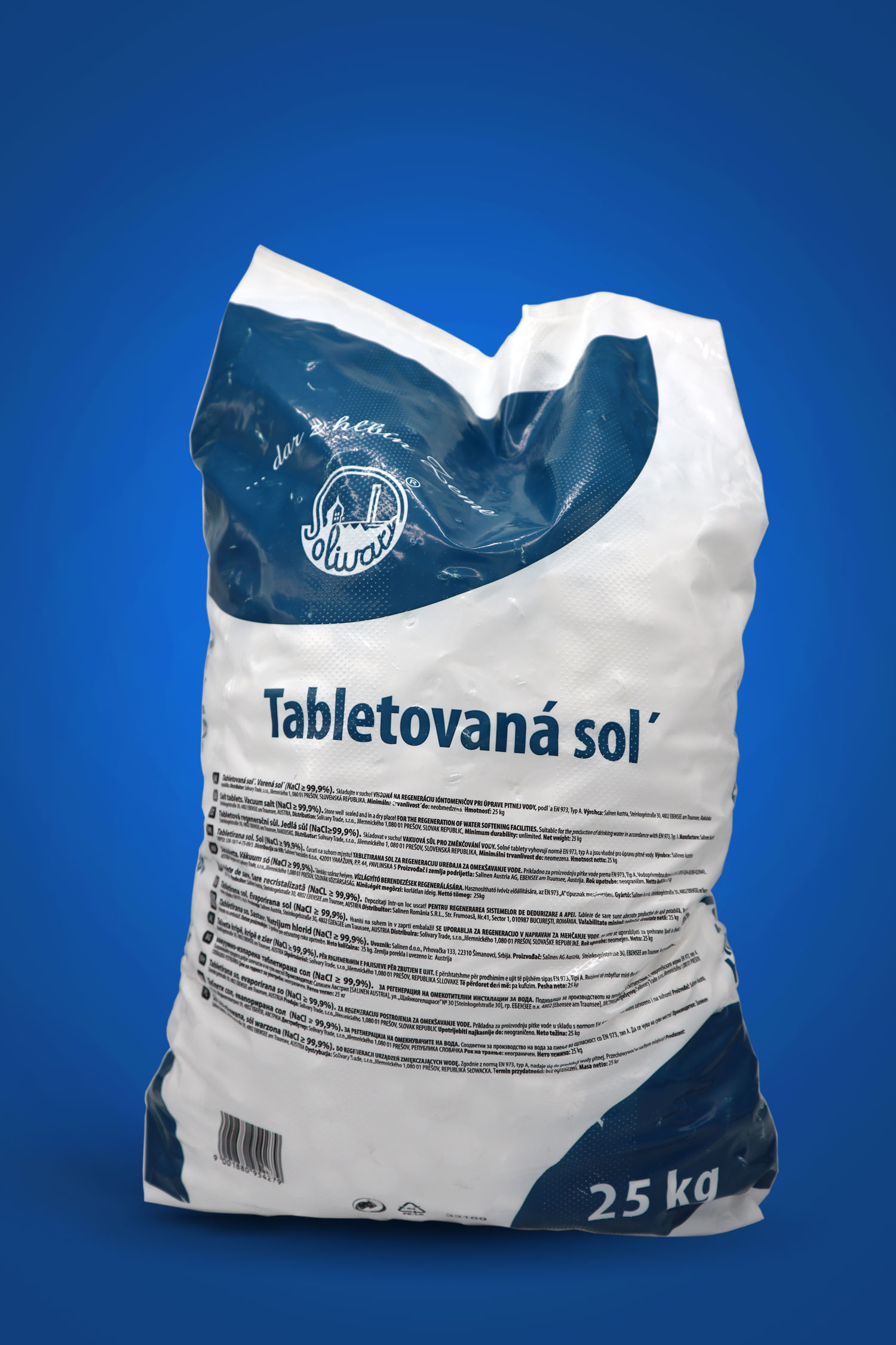 SARE TABLETE AUSTRIA SAC 25 KG SOLVARY TRADE